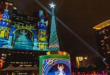 Taiwan Disney Christmas
